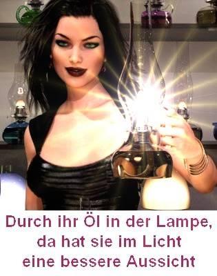 Jungfrau mit Oel in der Lampe02c